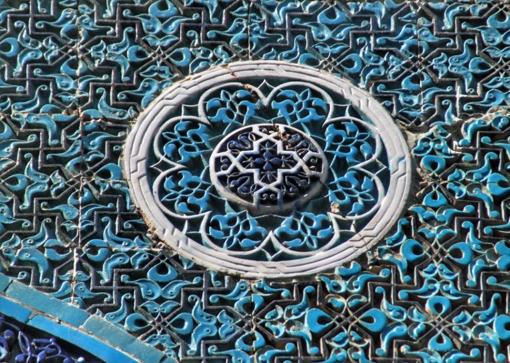 Osrednja Azija - Perzijska umetnost