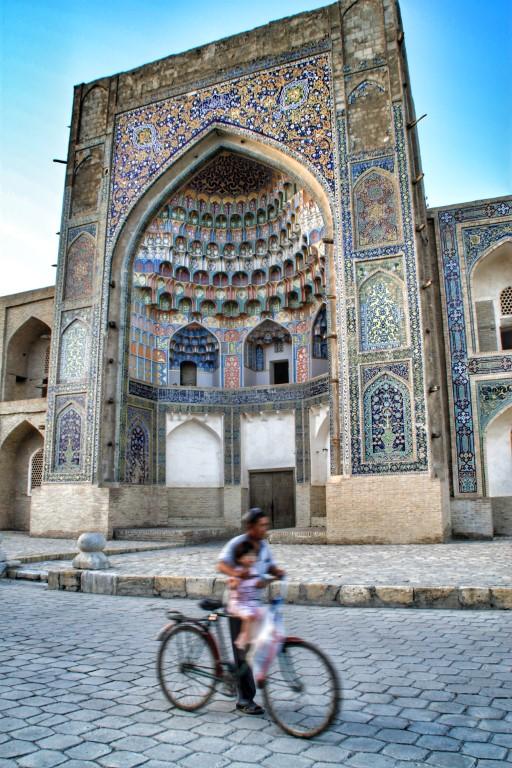 Osrednja Azija - Samarkand