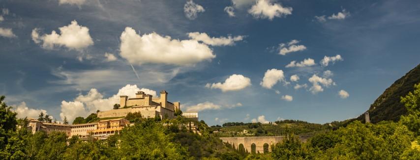Spoleto, Umbrija