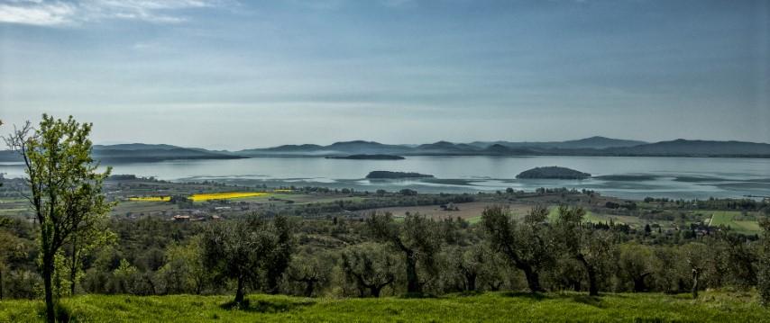 jezero Trasimeno, Umbrija