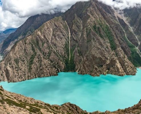 jezero Phoksundo, Doplo