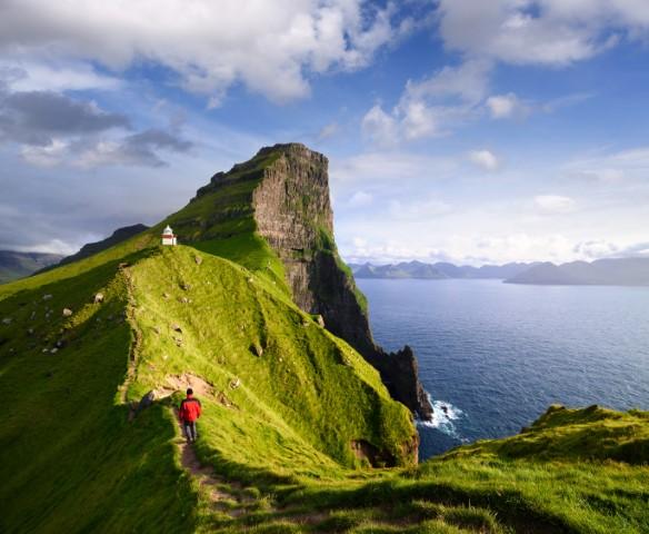 otok Kalsoy, Ferski otoki
