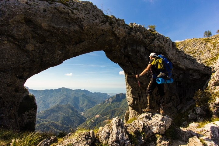 Monte Forata, Toskana