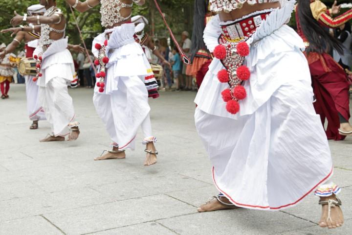 Šrilanški plesalci