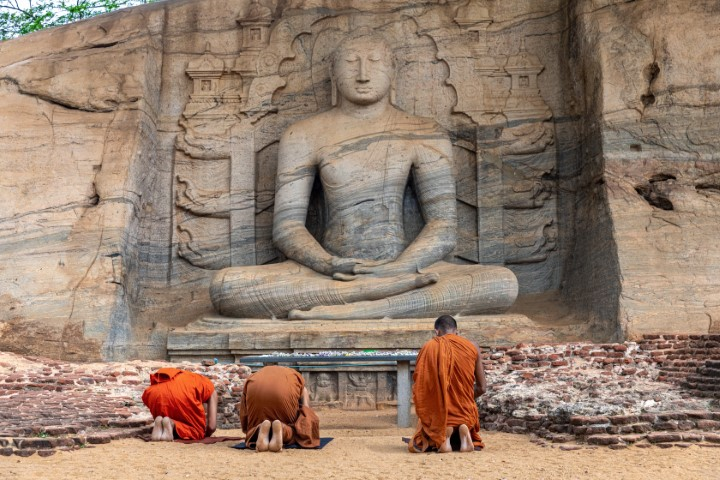 Polonnaruwa, Šrilanka