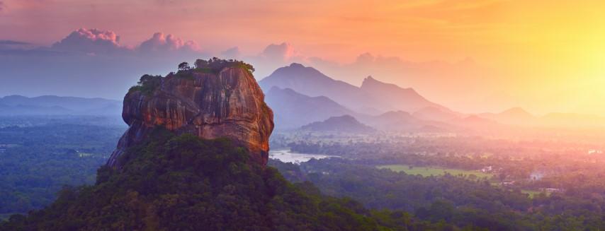 Sigiriya, Šrilanka