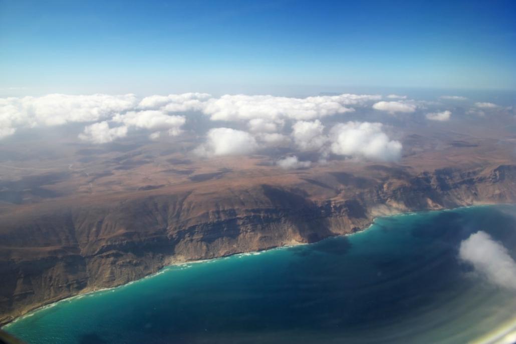 Sokotra iz zraka